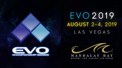 Photo de EVO 2019 Let the battles begin!